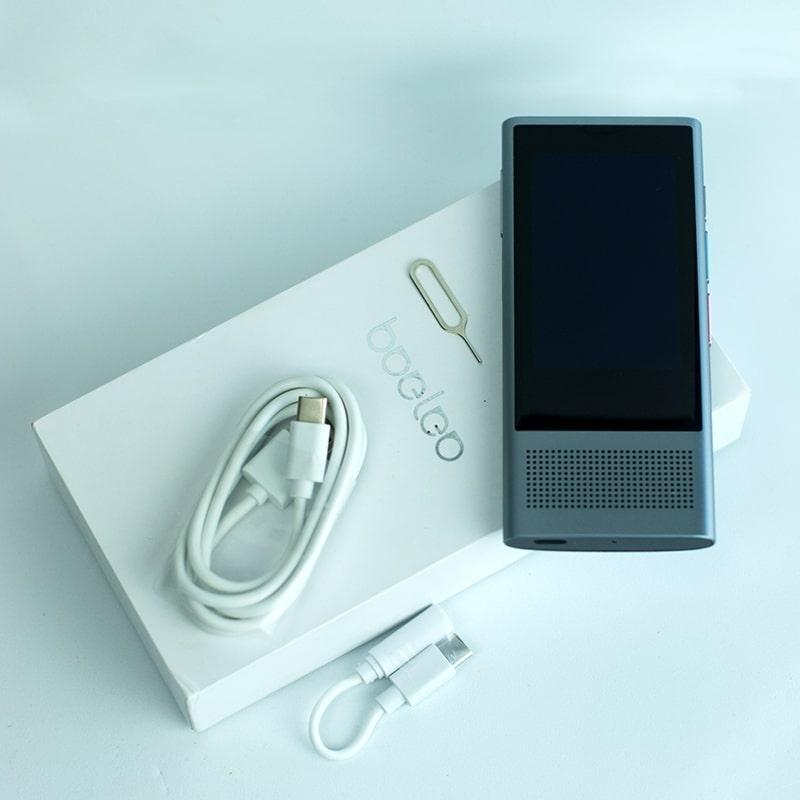 Boeleo W1 3.0 электронный карманный переводчик
