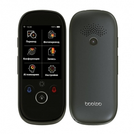 Boeleo K1 pro - голосовой электронный переводчик WiFi + AI