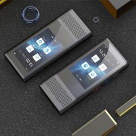 Голосовой переводчик W1 3.0 black1